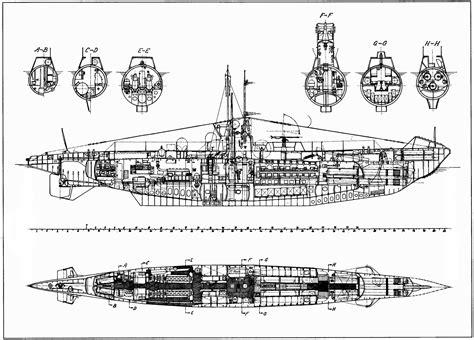 submarine floor plan type iia iid vanilla gwx model bug found subsim