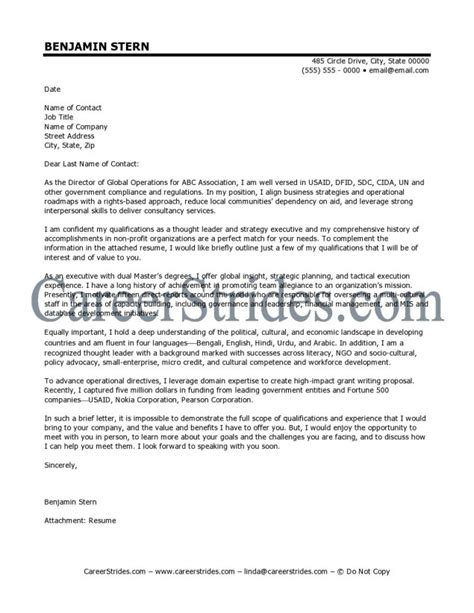 Introduction Letter Managing Director Cover Letters Written By A Nationally Certified Resume Writer