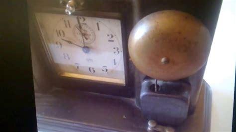 ebay unique antique darche alarm clock still bank flash light combo clock