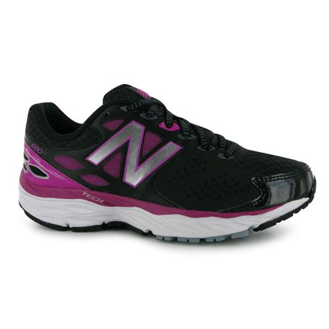 up and running shoes new balance womens w680v3 running shoes lace up