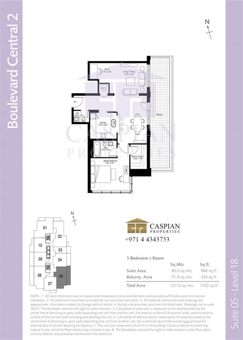 boulevard central tower 1 floor plan boulevard central tower 2 floor plans