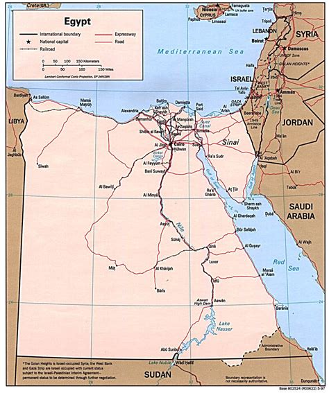 Egypt Map Africa by Pics Photos Africa Map Egypt