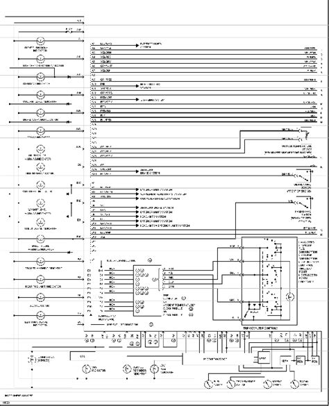 28 volvo 850 instrument panel wiring diagram volvo