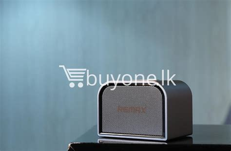 Gratis Ongkiroriginal Remax Mini Desktop Speaker Portable Bluetooth best deal remax m8 mini desktop bluetooth 4 0 speaker bass aluminum buyone lk