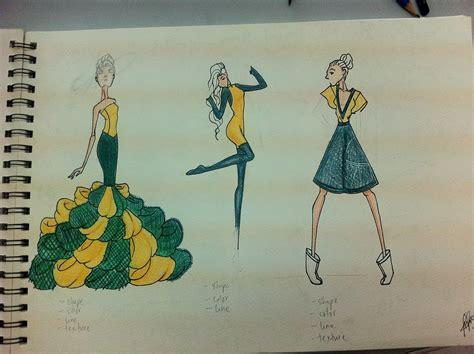 design elements in fashion day three elements and principles of fashion e s t e l
