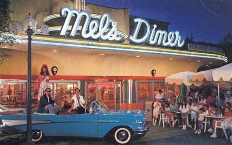 mels diner wallpaper wallpapersafari