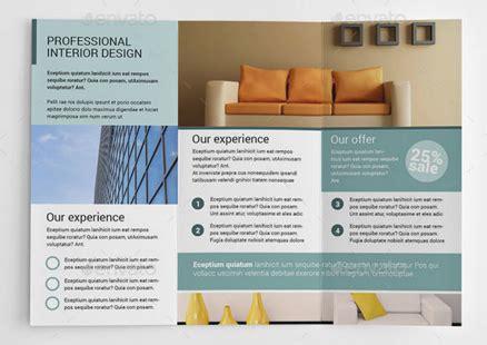 practical interior decoration brochures