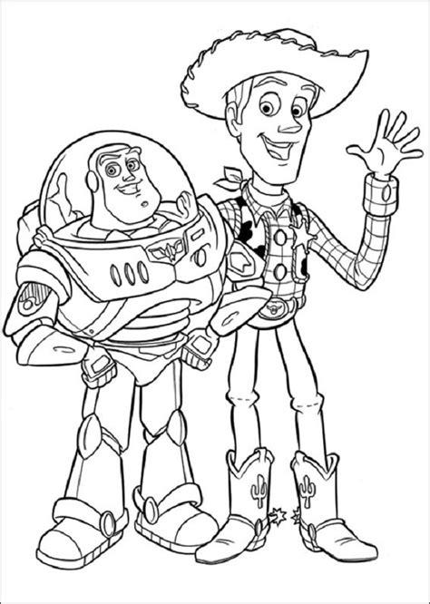 imagenes para colorear woody toy story dibujos para colorear toy story dibujos para colorear