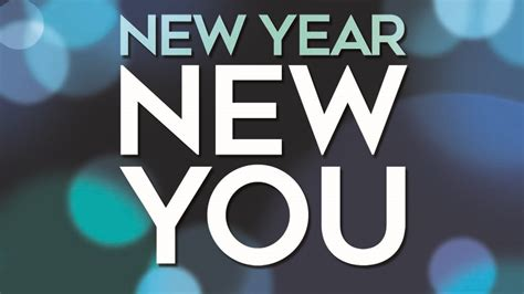 sermon series new year new you