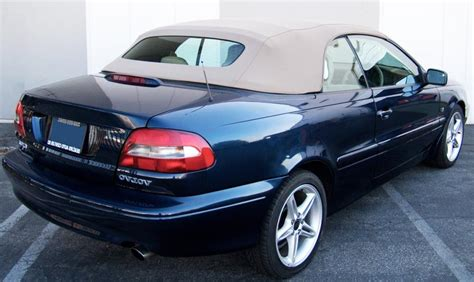 volvo c70 problems with roof access and clean the water drains on a volvo convertible
