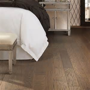 arbor place 5 quot engineered hickory hardwood flooring in weathered gate wayfair