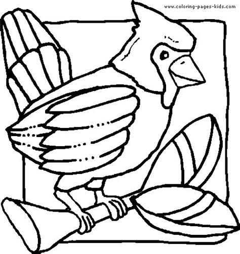 cardinal coloring pages preschool 76 best images about birthday cake helps on pinterest