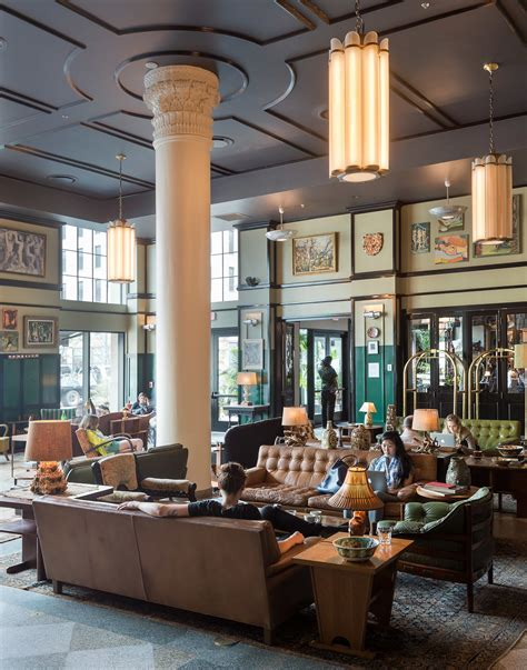 living room cafe chicago how ace hotel is changing cities across the u s 스시 및 디자인
