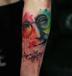 above us only sky john lennon best tattoo ideas amp designs