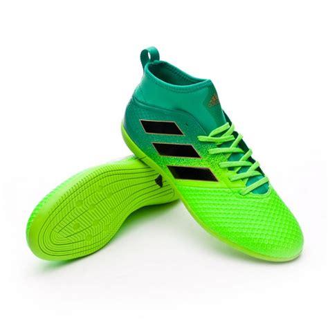 imagenes de zapatos adidas futbol sala zapatilla adidas ace 17 3 primemesh in solar green core