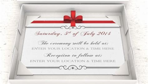 Wedding Invitation Announcement Videohive by проекты Videohive Wedding Invitation Announcement