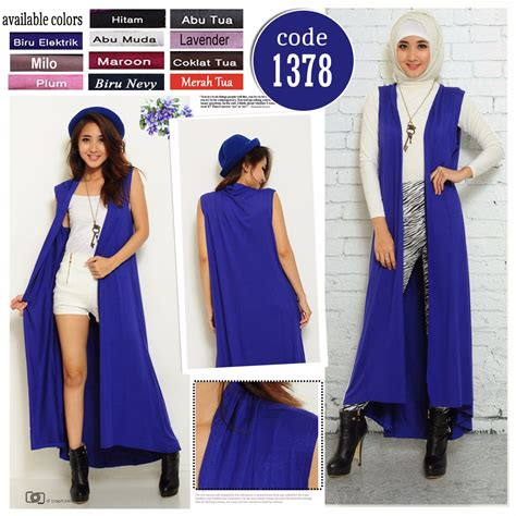 Dress Warna Spandek Rayon vest and high quality product premium quality