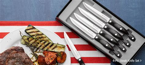 american made steak knives american made table steak knives by cutco