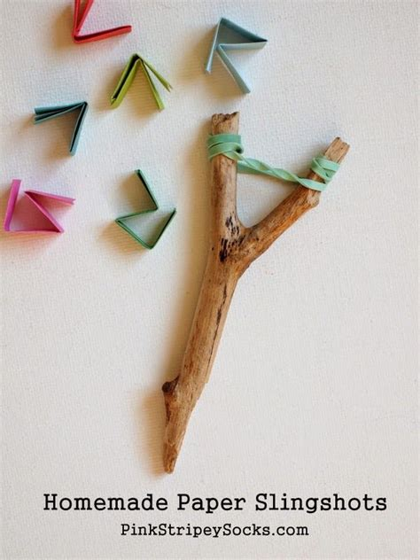 How To Make A Paper Slingshot That Shoots - 25 best images about david on sunday school