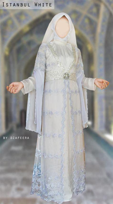 Gamis Pernikahan Akhwat Tangguh Sedunia Gamis Untuk Pernikahan Syar I