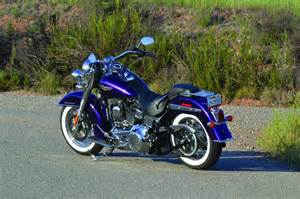motorcycle colors ride review 2014 harley davidson flstn softail deluxe