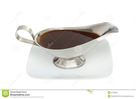 gravy boat on a plate stock photo image of gravy meat - Gravy Boat Plate