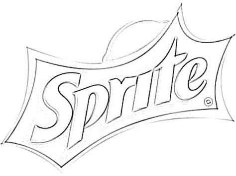 the sketchbook logo sprite logo sketches sketch coloring page