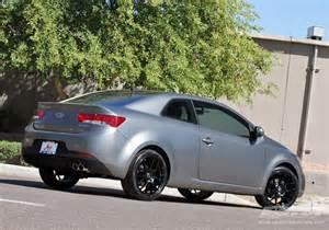 Kia Forte Tire Size Kia Forte Koup Custom Wheels Enkei Raijin 18x Et Tire