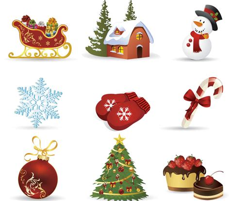 free vector christmas graphics clipart best