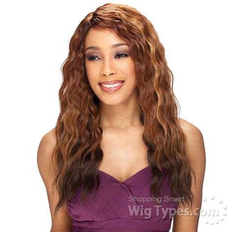 futura milly freetress equal lace front wig invisible part milly