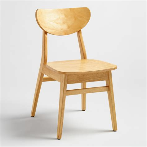 wood liam dining chair world market