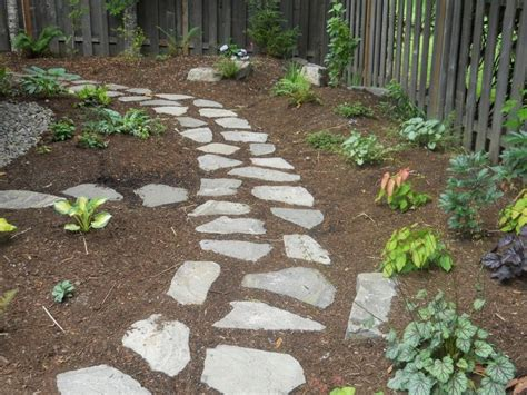 rock pathway ideas flagstone walkway portland oregon 2 flagstone path