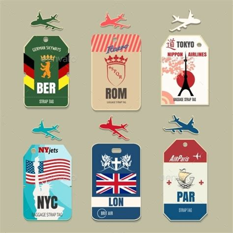 free printable luggage id tags luggage tag template free psd templates download free