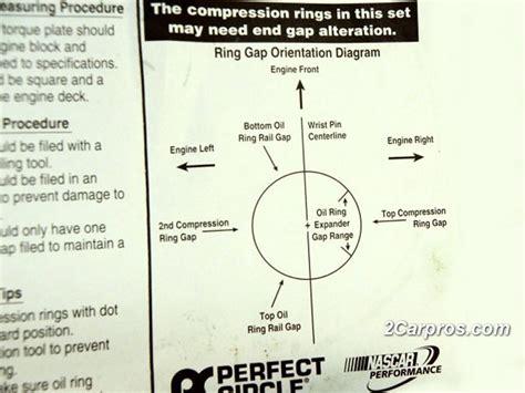 Ring Piston Set Thunder 125 Size 0 0 25 0 50 0 75 1 00 Detroit piston ring question time doing this