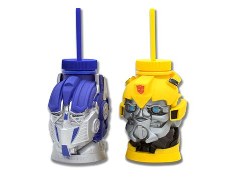 Termos 3d Transfomers Buble Bee products