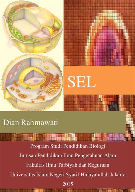 Biologi Sel Edisi 7 buku tentang sel dian rahmawati 1113016100044