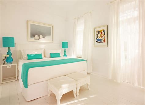 turquoise white bedroom white and turquoise bedroom dreamy decor pinterest