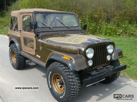 Jeep Golden Eagle 1978 Jeep Golden Eagle V8 Original Paint Orig 32 Tmls