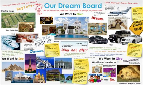 Design Your Dream School Online | how vision boards work and why you should do one free