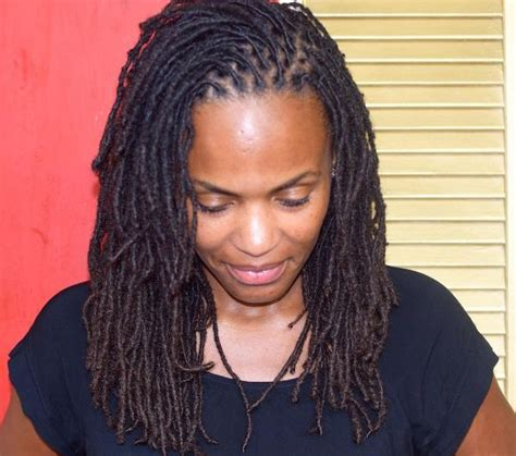 starter locs medium length understand the 5 things you need to know before starting