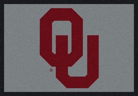 Area Rugs Okc Oklahoma Sooners Area Rug Ncaa Sooners Area Rugs