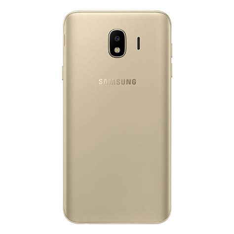 J Samsung J4 Celular Samsung Galaxy J4 Ds 4g Dorado Alkosto Tienda
