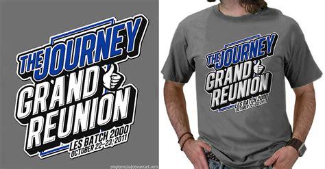 design t shirt for alumni les grand reunion design 2g by singlemedia on deviantart