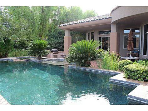 luxury henderson nv single story pool homes for sale