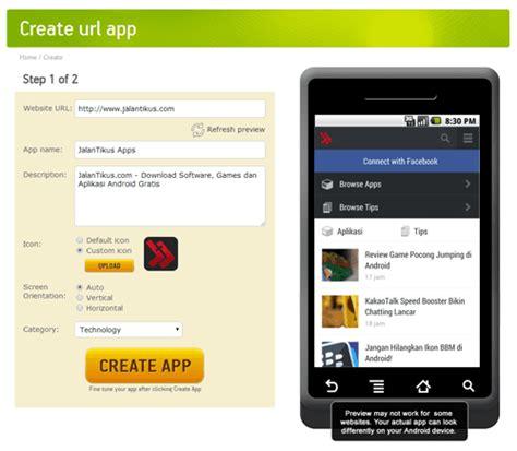 membuat aplikasi android menggunakan html5 cara mudah membuat aplikasi android untuk blog kamu