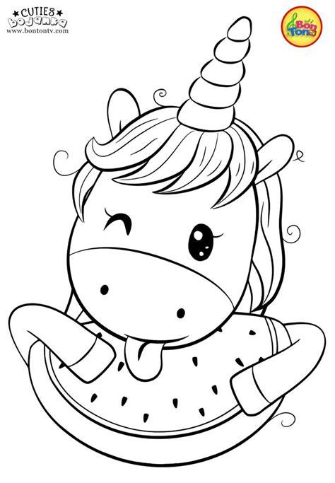cuties coloring pages  kids  preschool printables