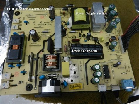 Inverter Monitor Lcd lcd tv and lcd monitor shutdown problem electronics