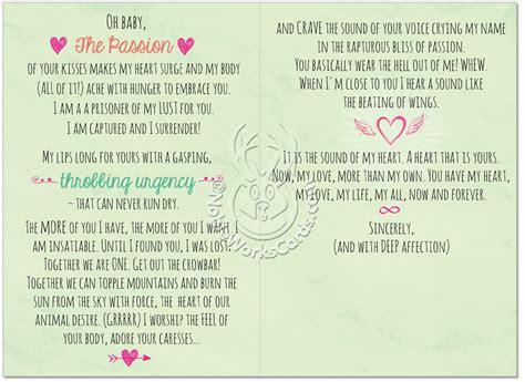 Birthday Card Letter Love Letter Red Rocket Friendship Greeting Card Nobleworks