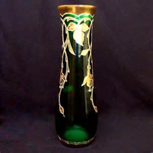 blown venetian glass vase