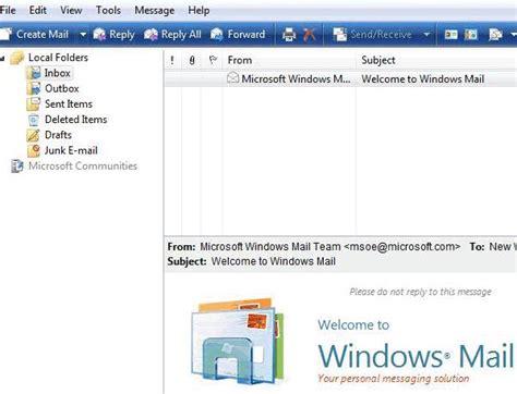 configure xp e mail windows vista how to configure an earthlink e mail account